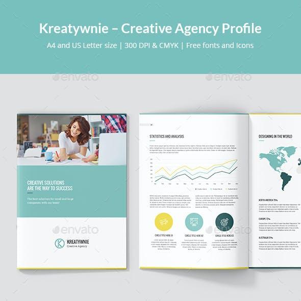Kreatywnie – Creative Agency Profile