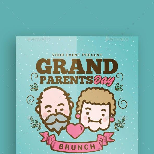 Grandparents Day Brunch