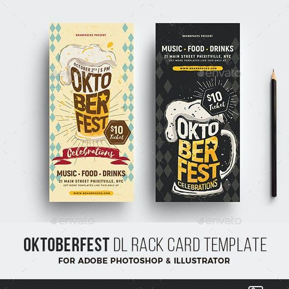 Oktoberfest DL Flyer Template