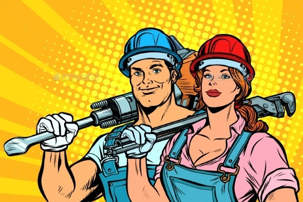 Strong Workers - Industries Business