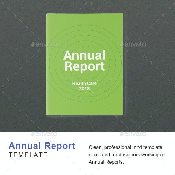 Annual Report Template 2018