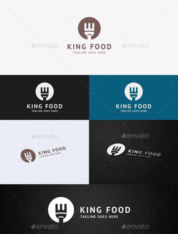 King Food - Food Logo Templates