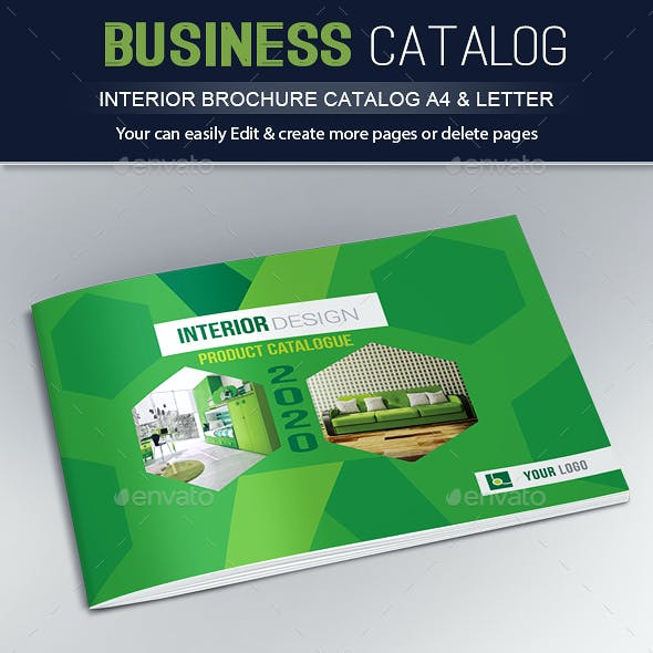 Interior Brochure / Catalogs / Portfolio