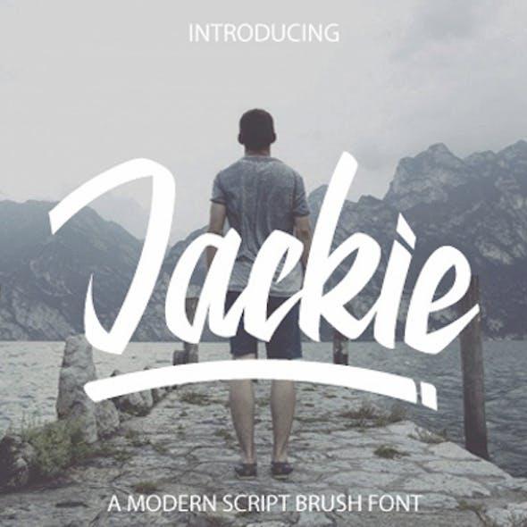 Jackie Script Fonts