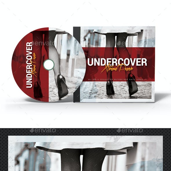 Undercover CD Cover Vol2