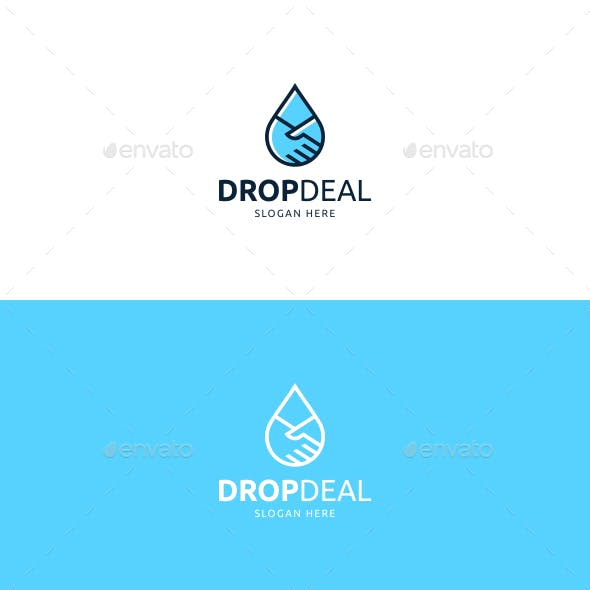 Drop Deal Logo