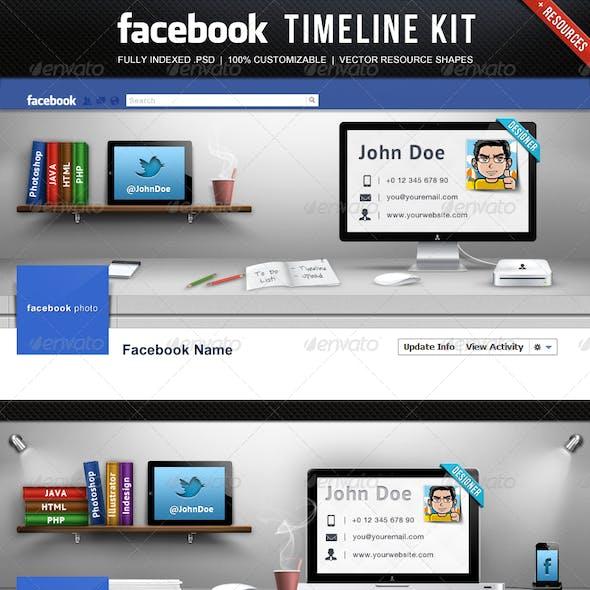 Facebook Timeline Kit