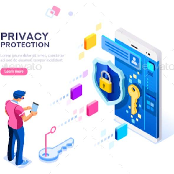 Confidential Data Concept