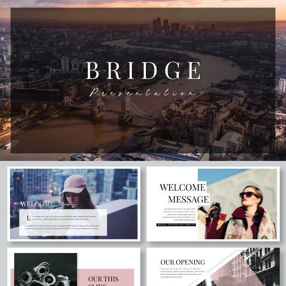 Bridge Minimal Keynote Template