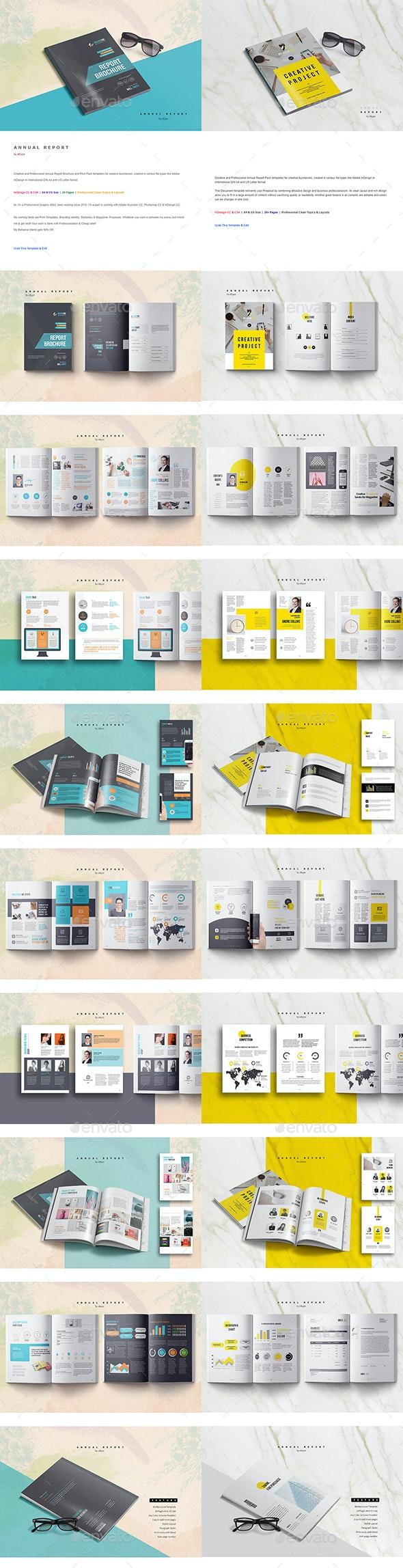 Report Bundle Brochure - Corporate Brochures