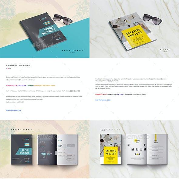 Report Bundle Brochure