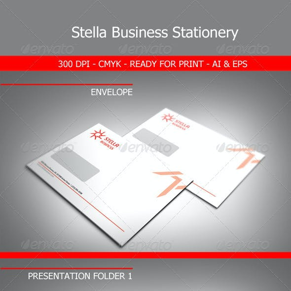 Stella Business Stationery