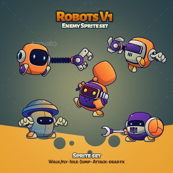 Robots V1