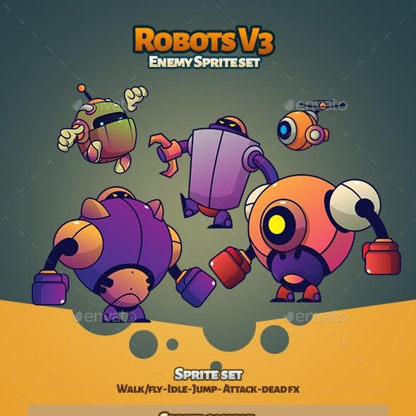 Robots V3