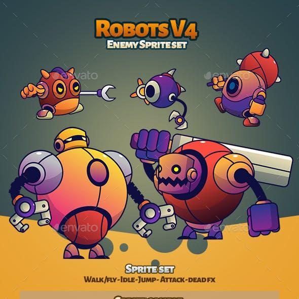 Robots V4