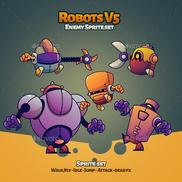Robots V5
