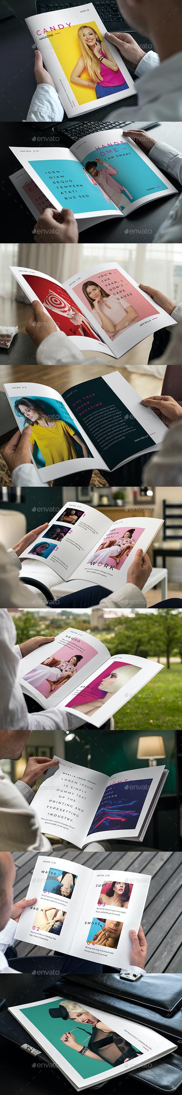 New Magazine - Magazines Print Templates