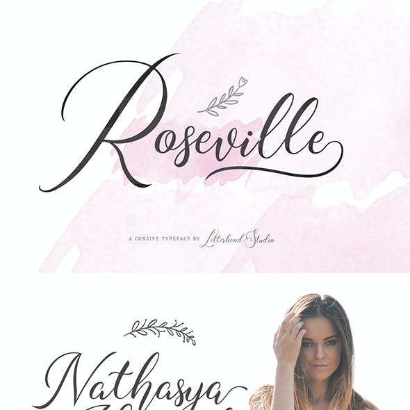 Roseville Script