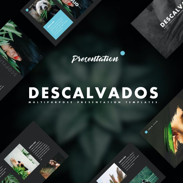 Descalvados Keynote Templates