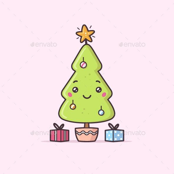 Christmas Tree - Christmas Seasons/Holidays