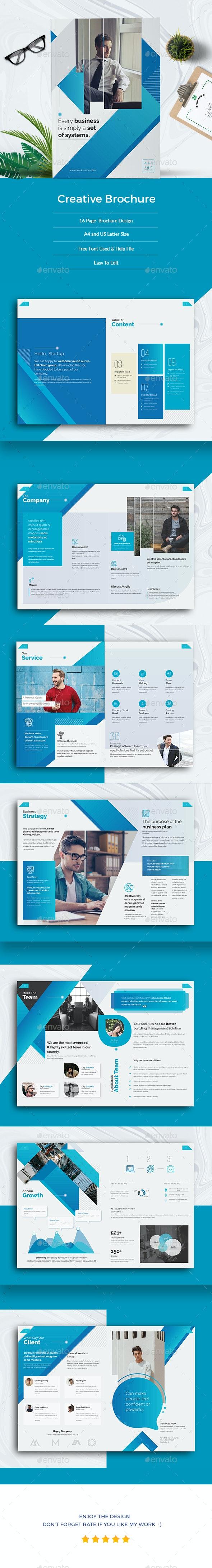 Creative Brochure - Corporate Brochures