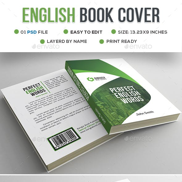 English Book Cover