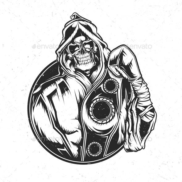 Emblem Design - Sports/Activity Conceptual