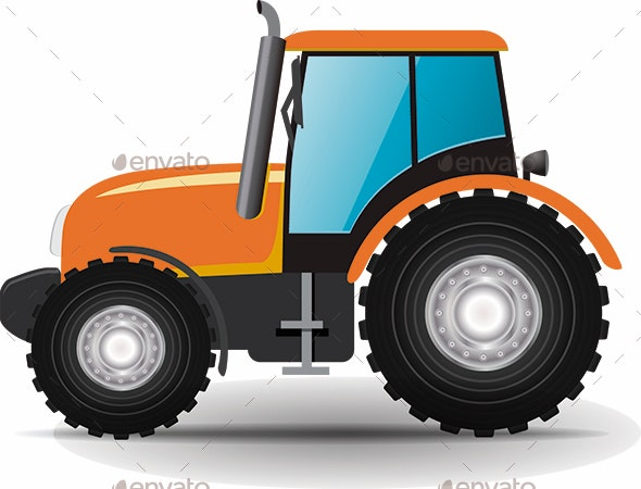 Tractor - Industries Business