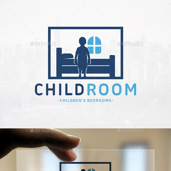 Child Room Logo Template