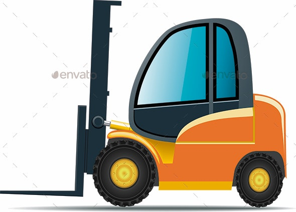Fork-Lift - Industries Business