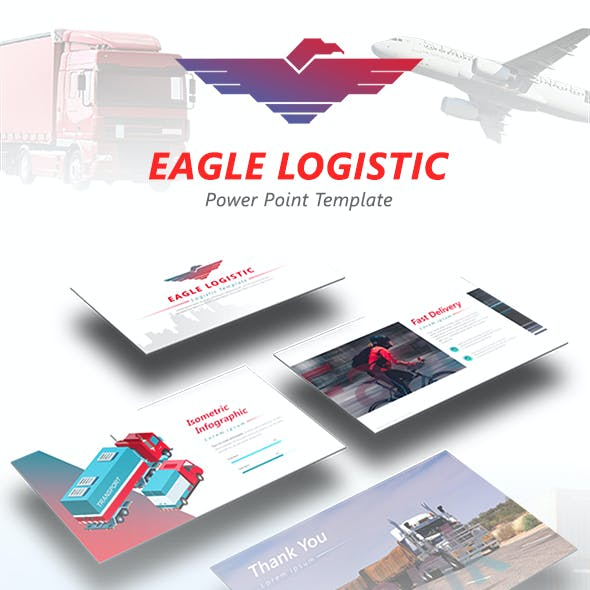 Eagle Logistic Presentation Template