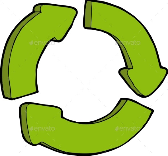 Sign Recycle - Miscellaneous Vectors