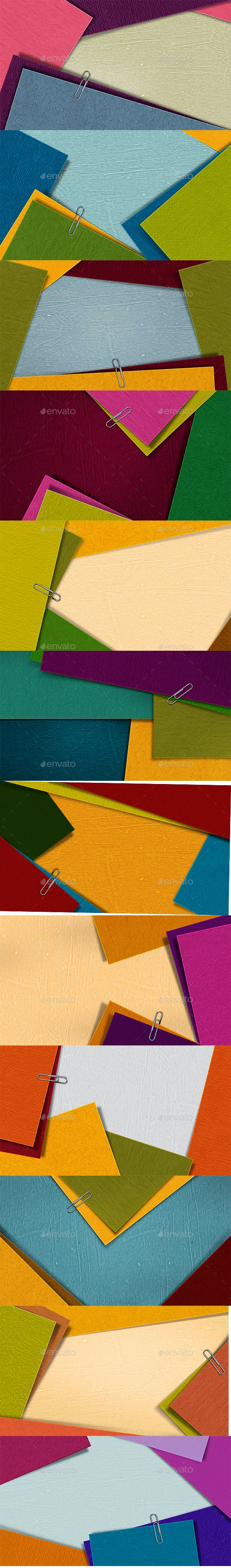 Paper Background - Backgrounds Graphics