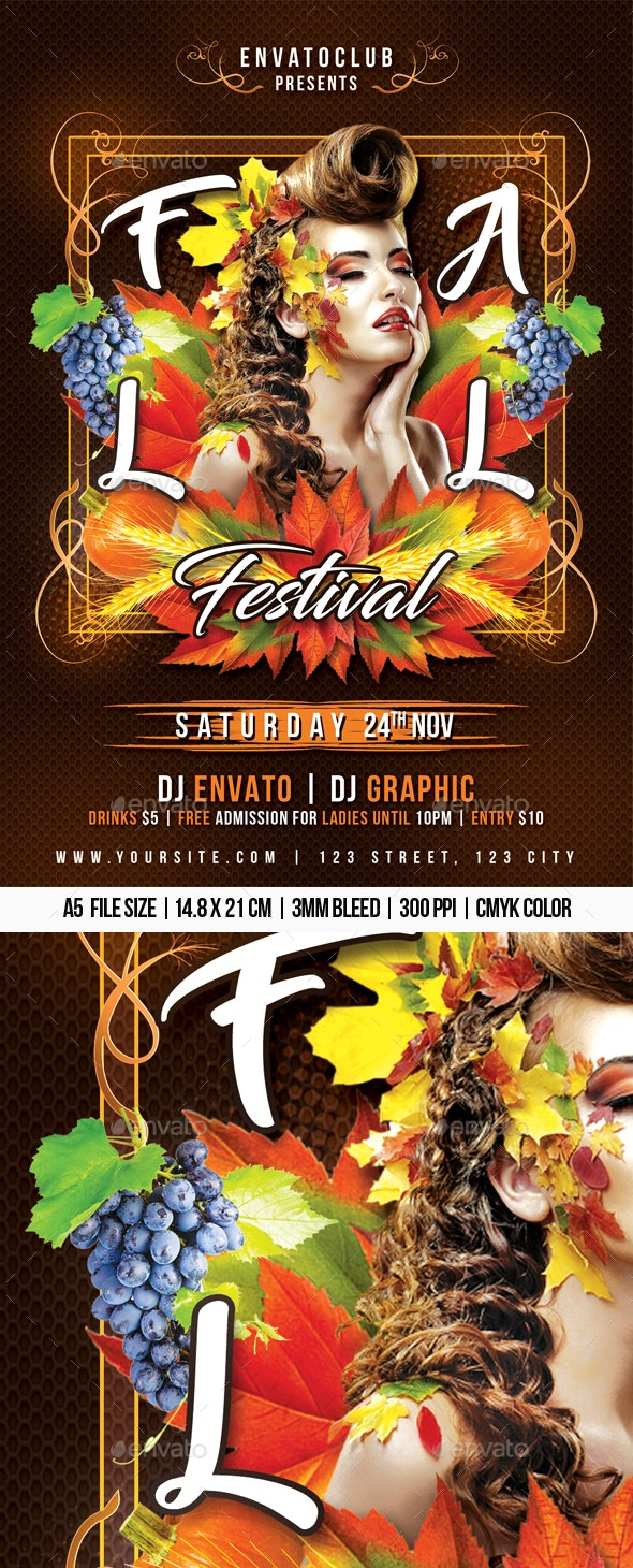 Fall Festival - Clubs & Parties Events