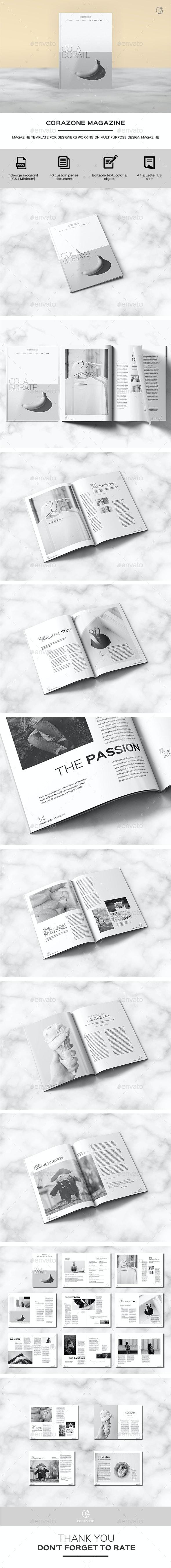 Colaborate Magazine (2018 Edition) - Magazines Print Templates