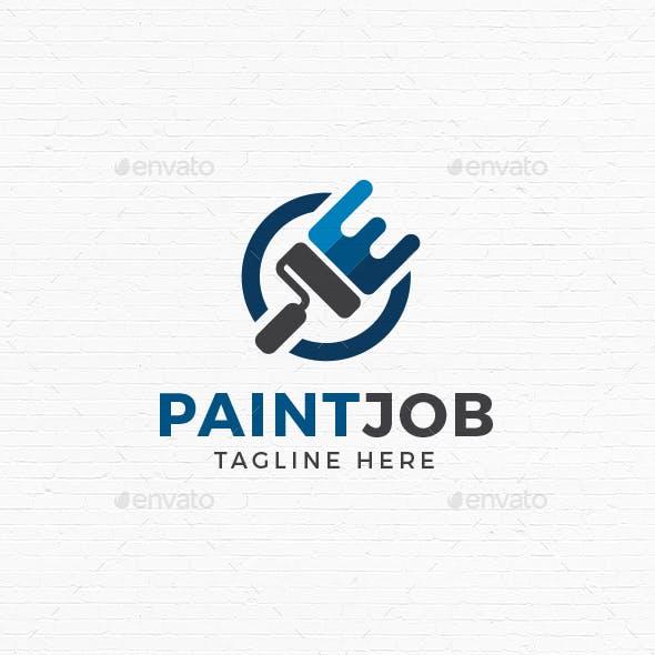Paint Job Logo