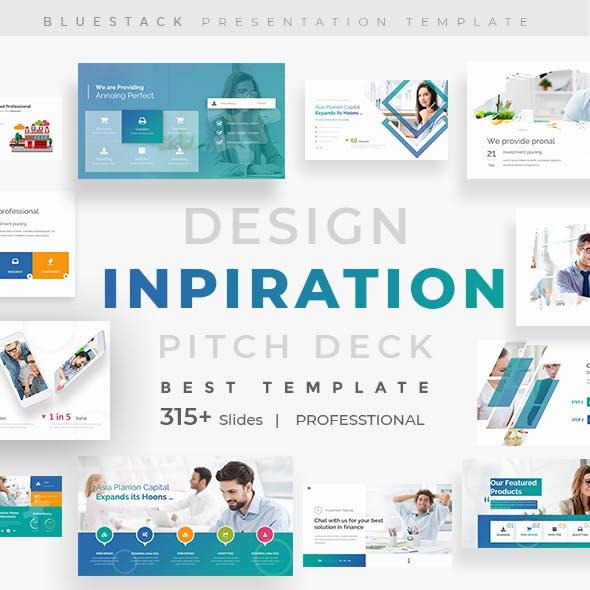 Design Inpiration Pitch Deck Google Slide Template
