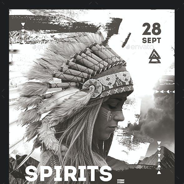 Native American Flyer