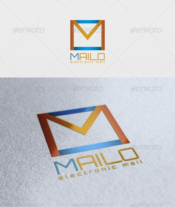 Mailo Logo - Objects Logo Templates