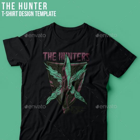 The Hunter T-Shirt Design