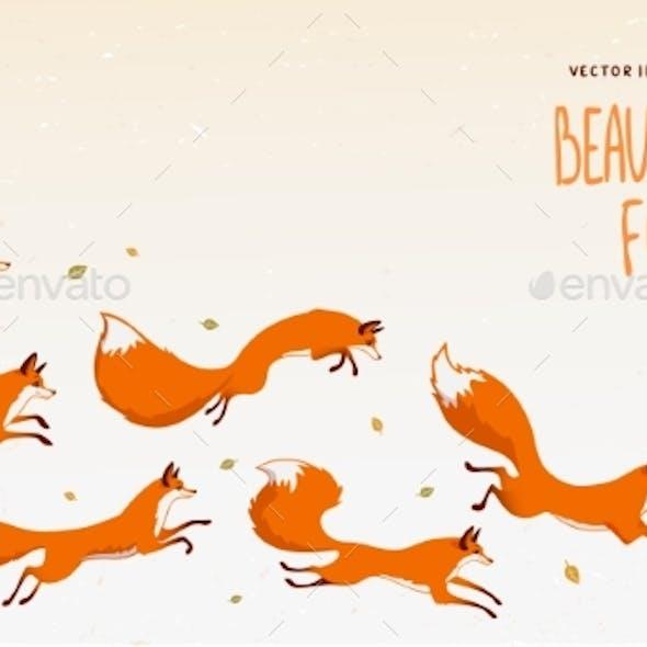 Fox Jumps