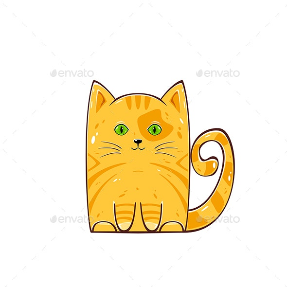 Cat - Animals Characters
