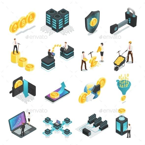 Isometric Blockchain. Safe Global Network