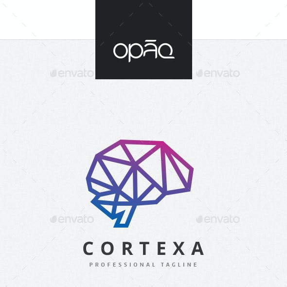 Cortex Brain Logo