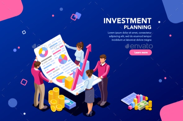 Financial Template for Website - Concepts Business