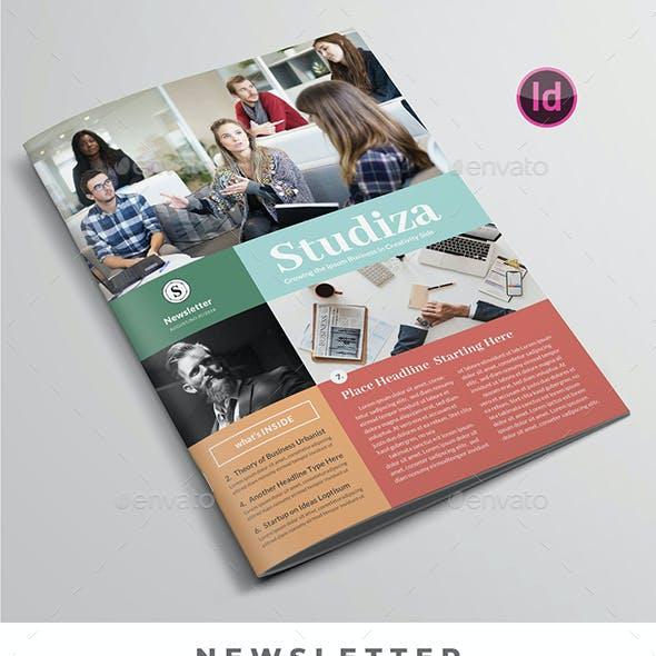 Multipurpose Newsletter v.08