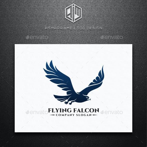 Flying Falcon Logo