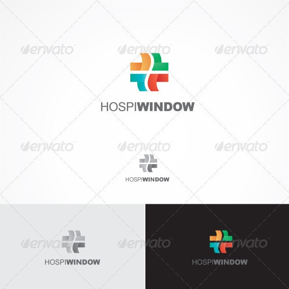 Hospi Window - Vector Abstract
