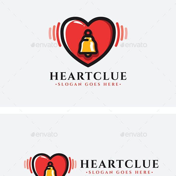 Heart Clue Logo
