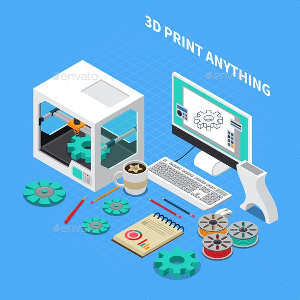 3D Printing Industry Background